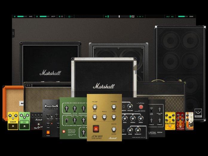 Somftube's Amp Room