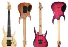 Solar Guitars' bolt-on models