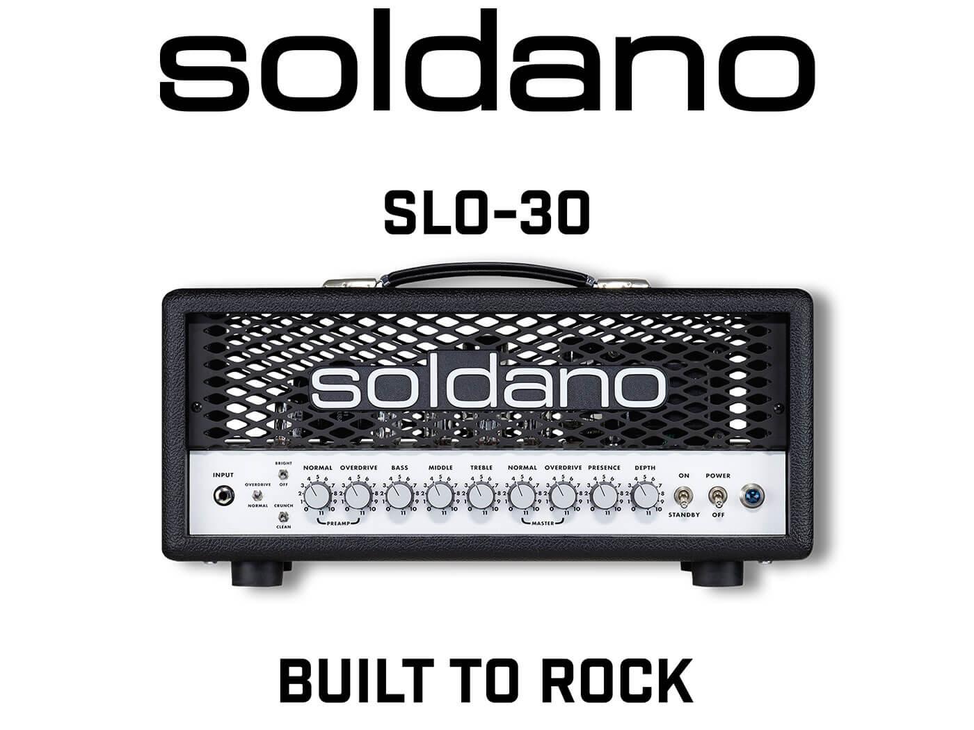 The Soldano SLO-30