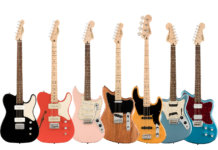 The Squier Paranormal series