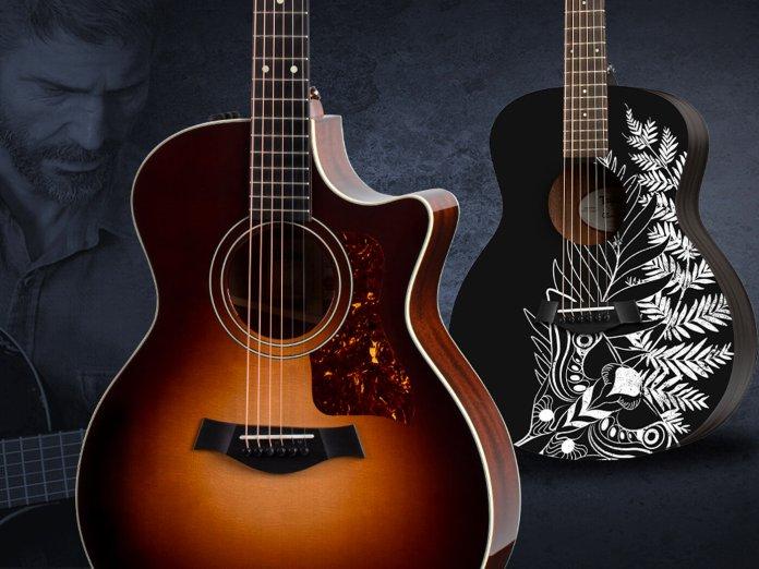 Taylor TLOU Guitars