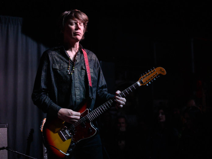 Thurston Moore Onstage