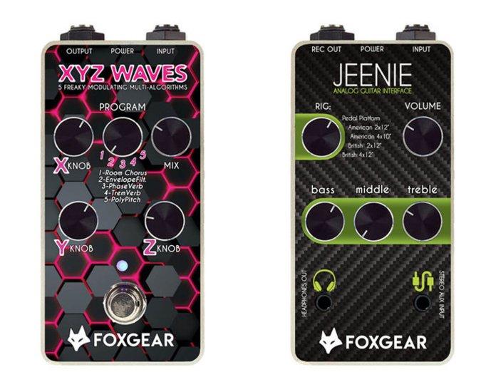 The Foxgear XYZ Waves