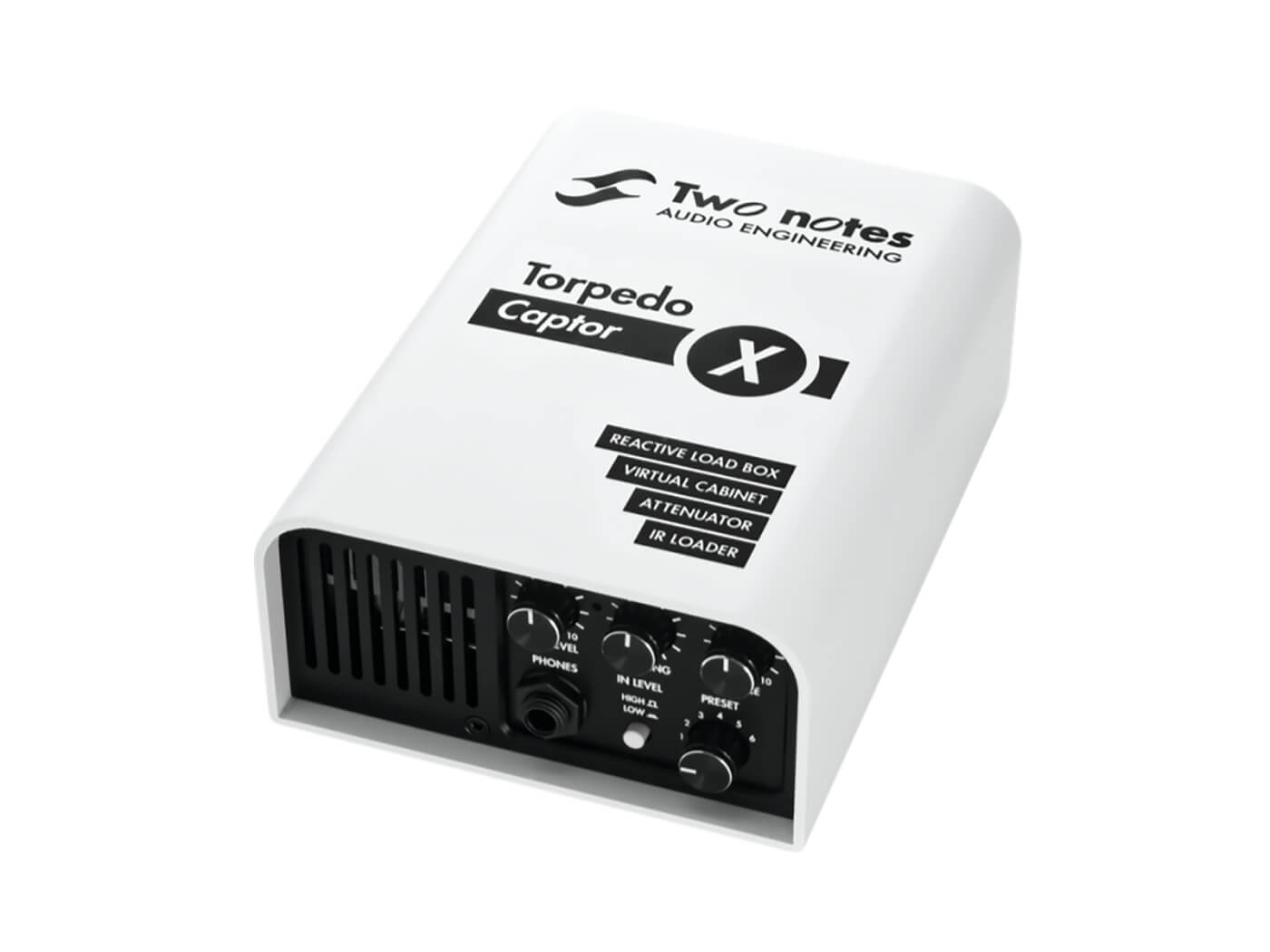 Best Direct Recording Boxes Two Notes Torpedo Captor X