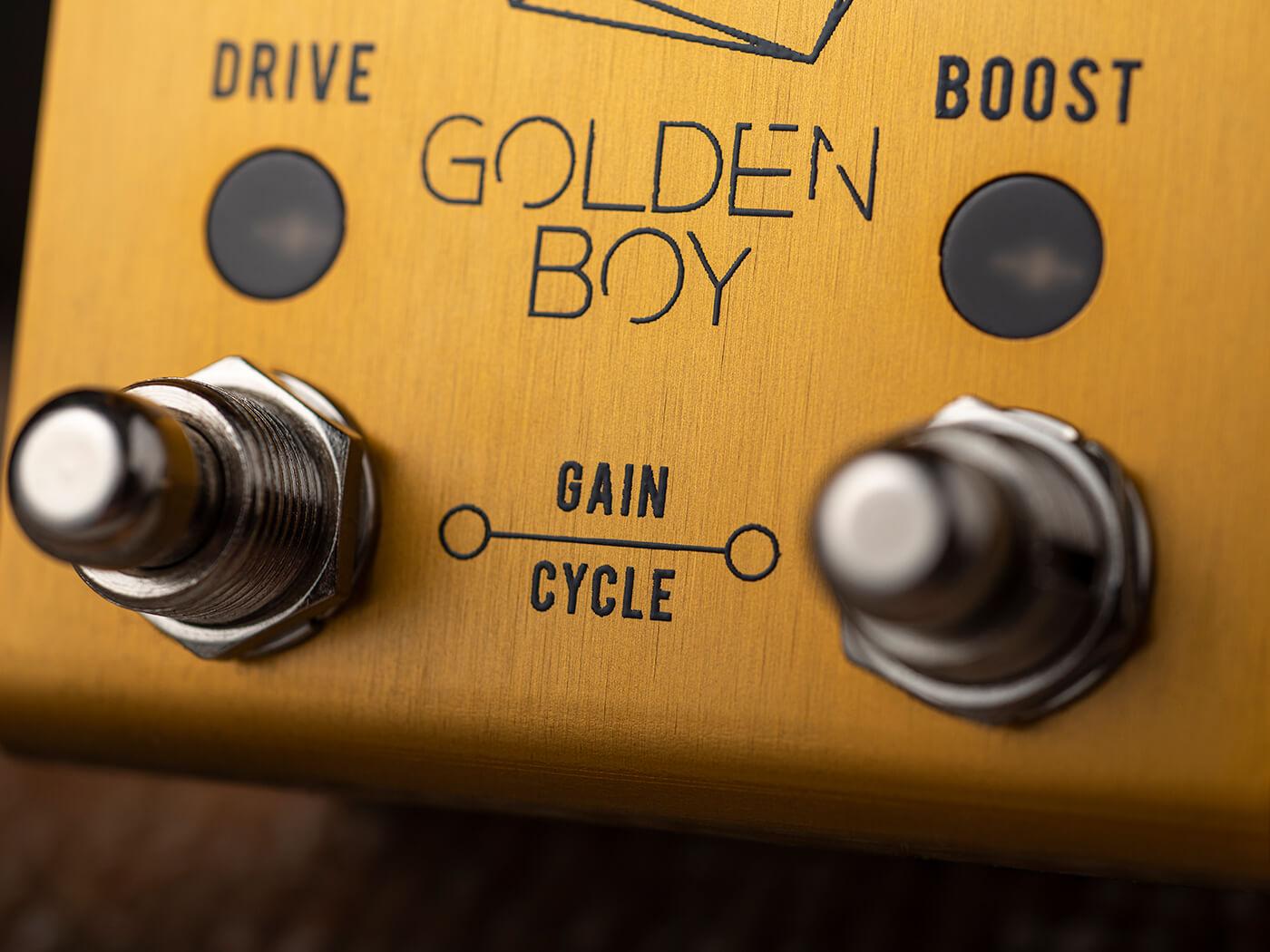 Jackson Audio Golden Boy Switch