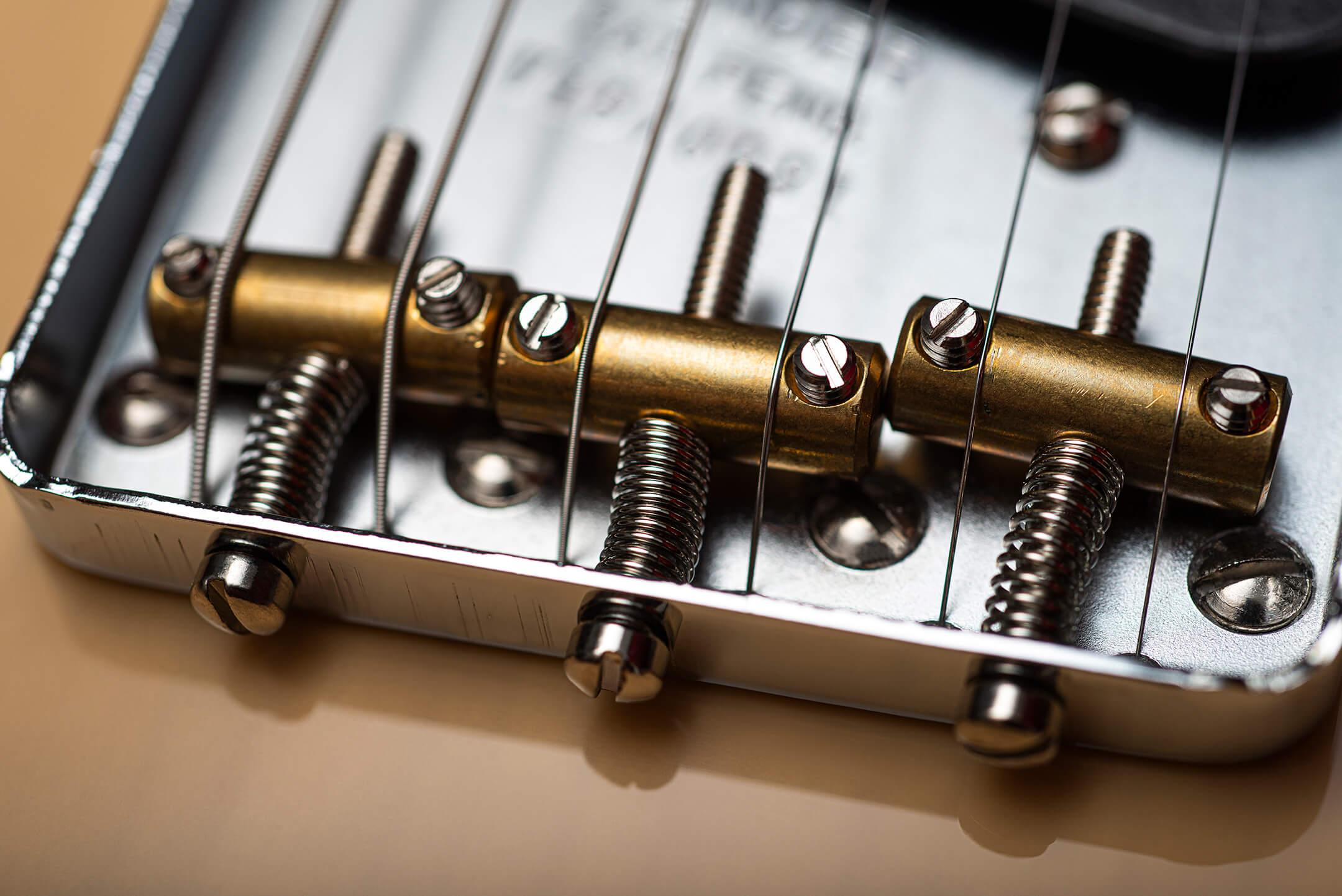 Fender 70th Anniversary Broadcaster Bridge