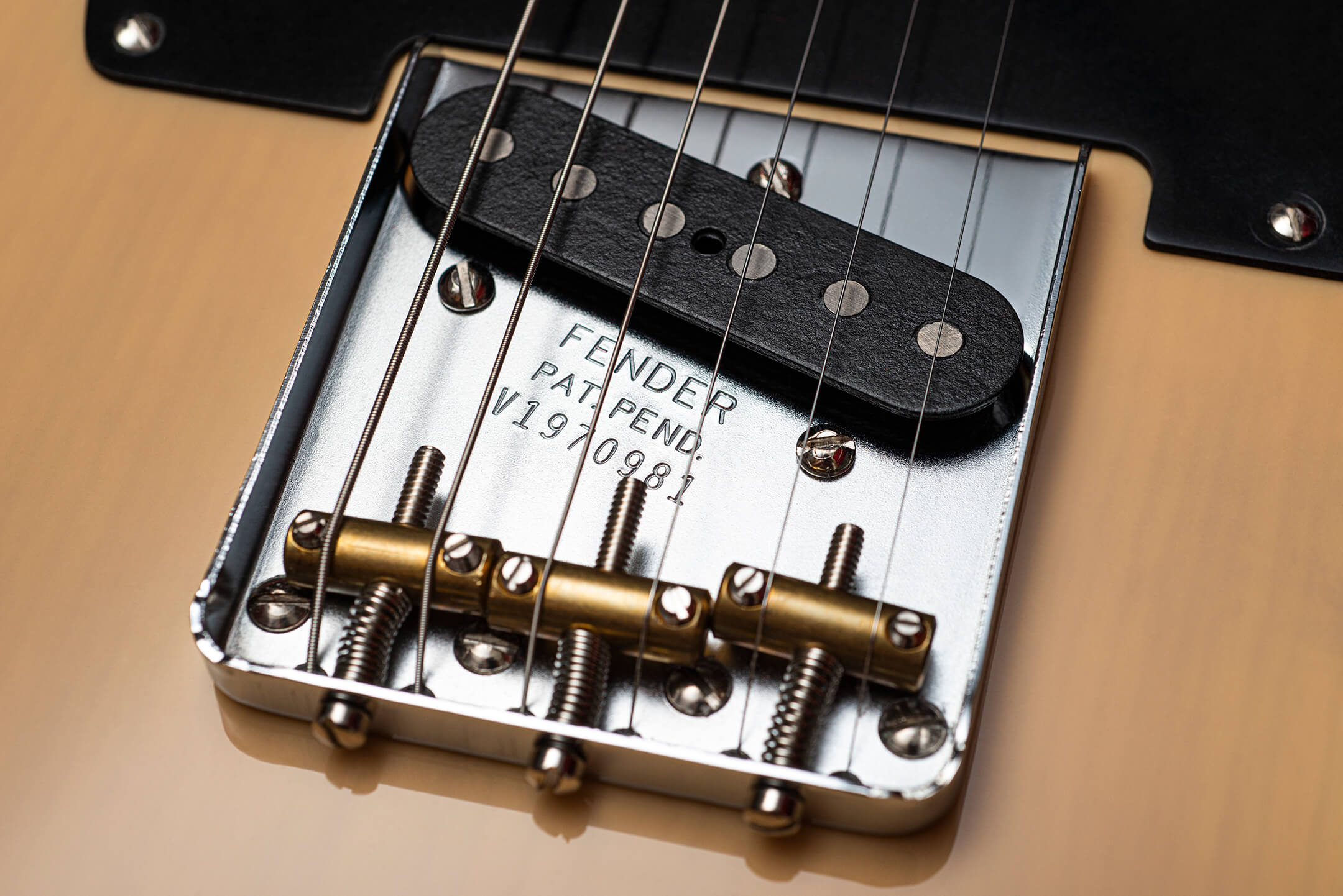 Fender 70th Anniversary Broadcaster Bridge Pickup