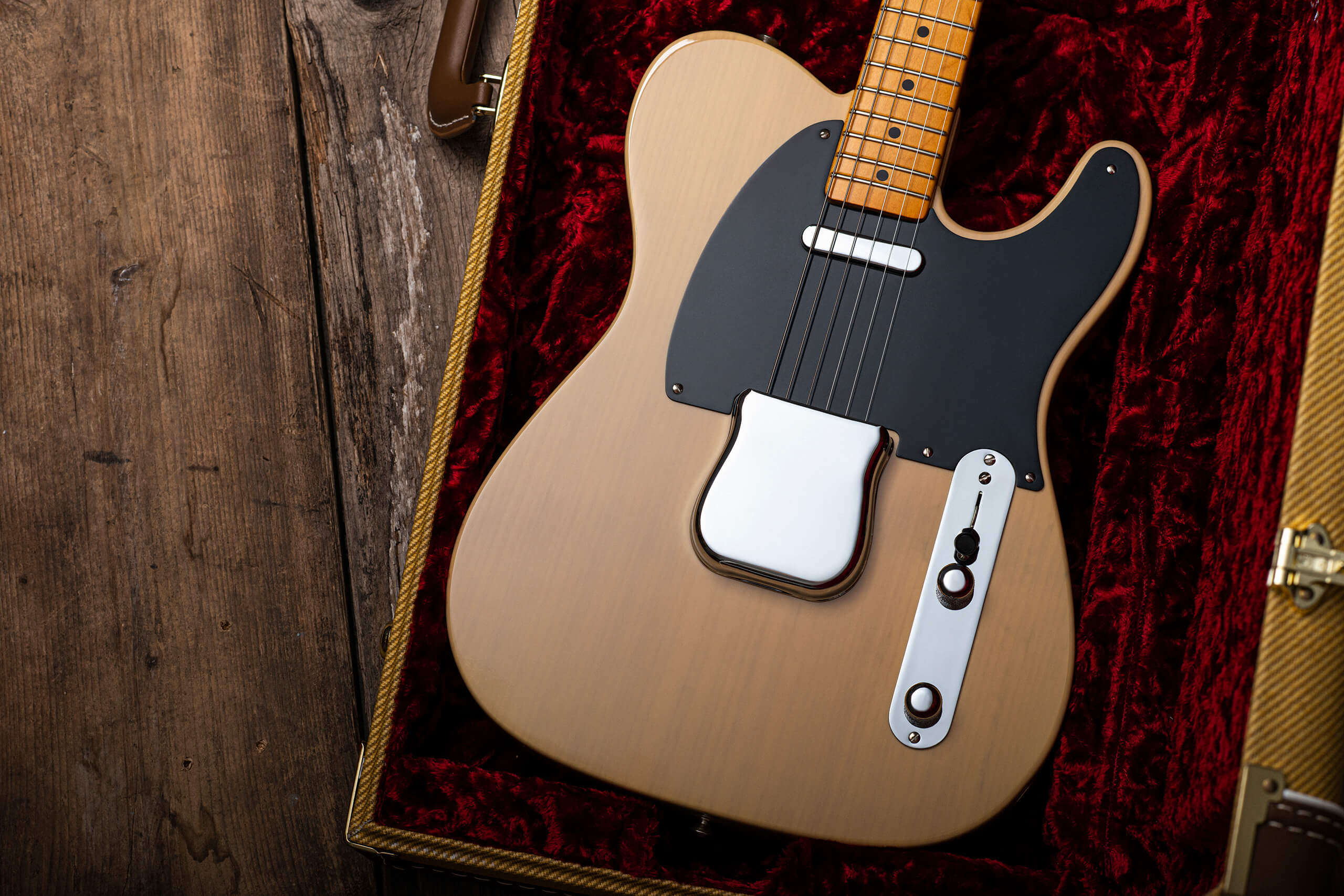 Fender 70th Anniversary Broadcaster