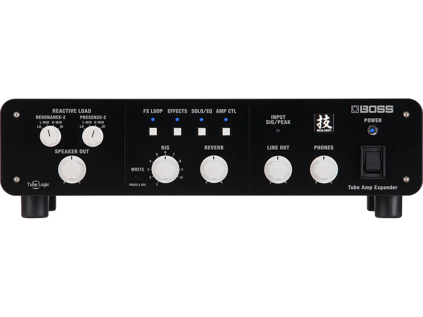 Best Direct Recording Boxes Boss Tube Amp Expander