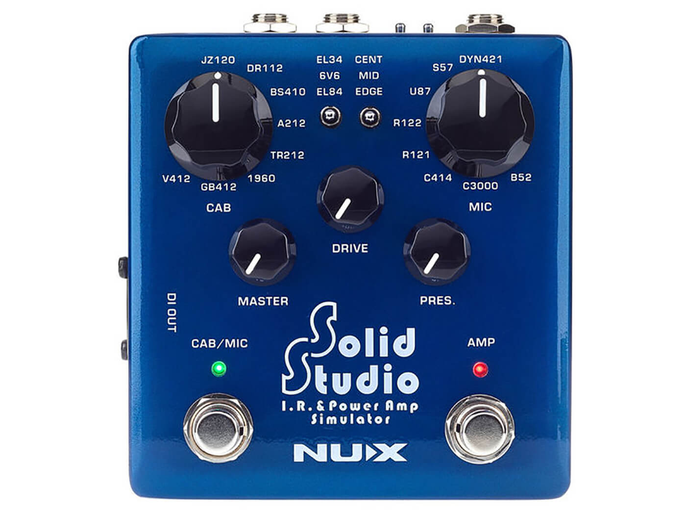 Best Direct Recording Boxes Nux Solid Studio