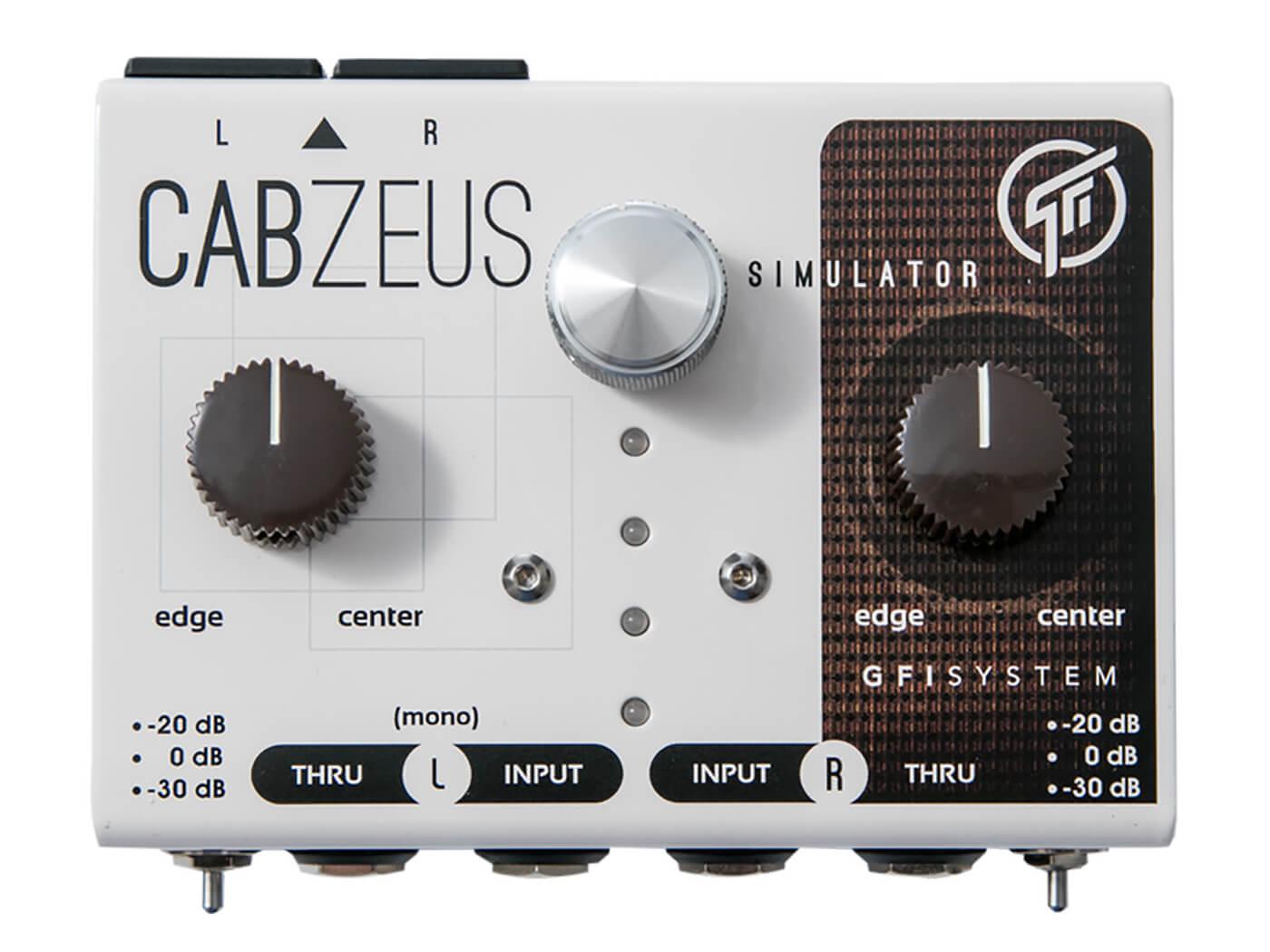 Best Direct Recording Boxes GFI Systems Cabzeus