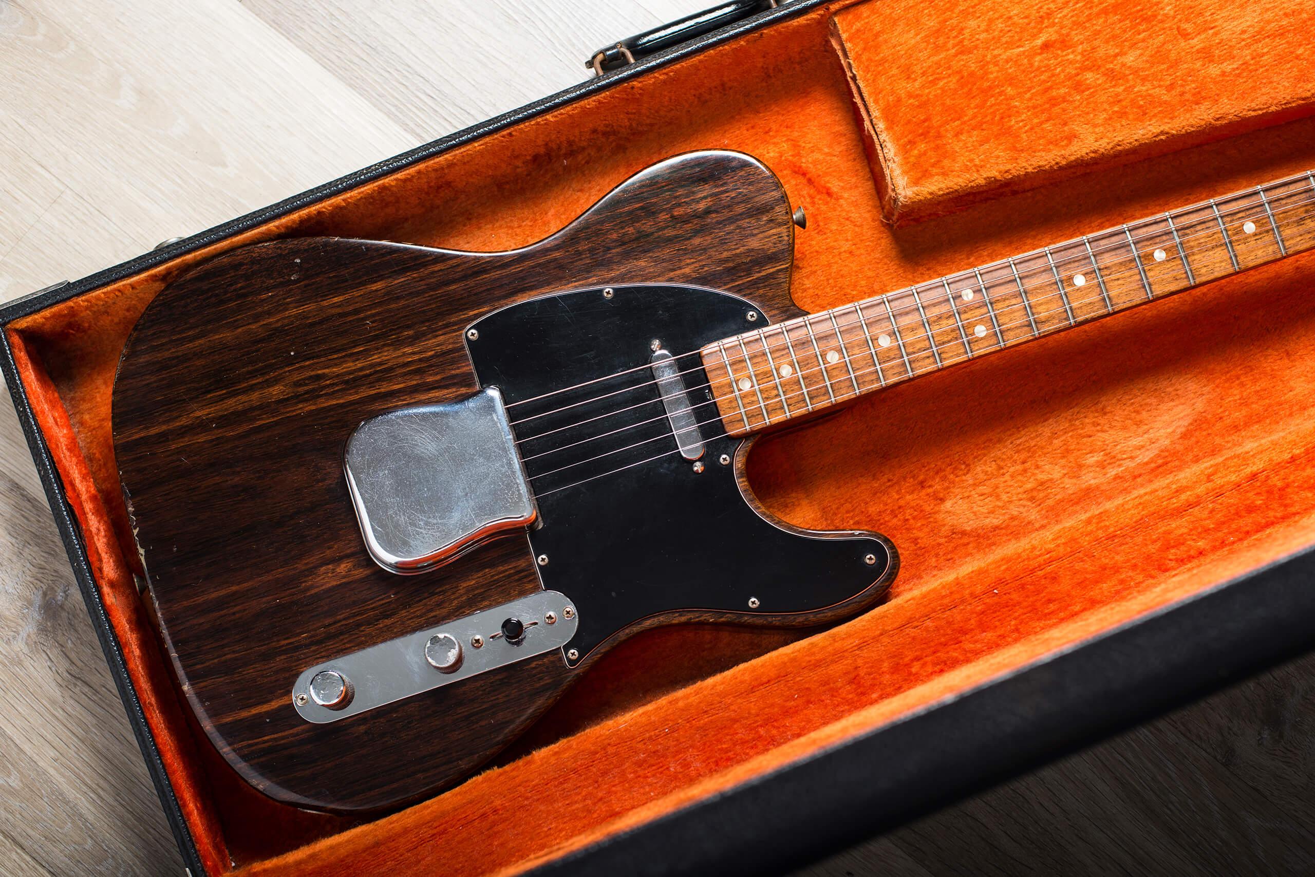 Vintage Bench Test Fender Rosewood Telecaster