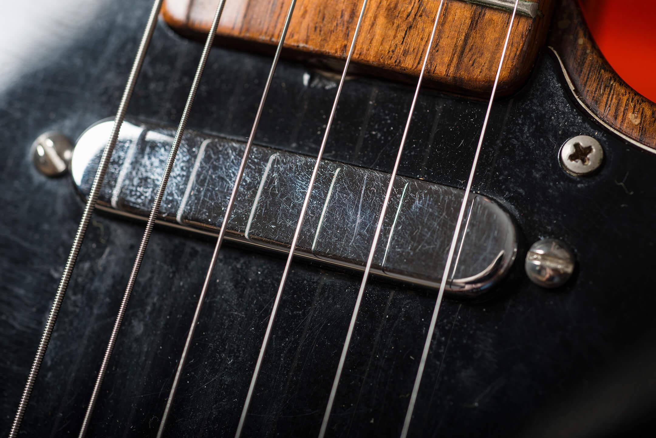 Vintage Bench Test Fender Rosewood Telecaster Neck Pickup