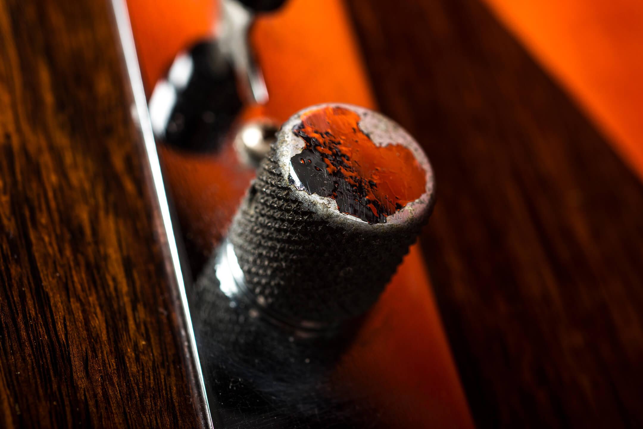 Vintage Bench Test Fender Rosewood Telecaster Knob