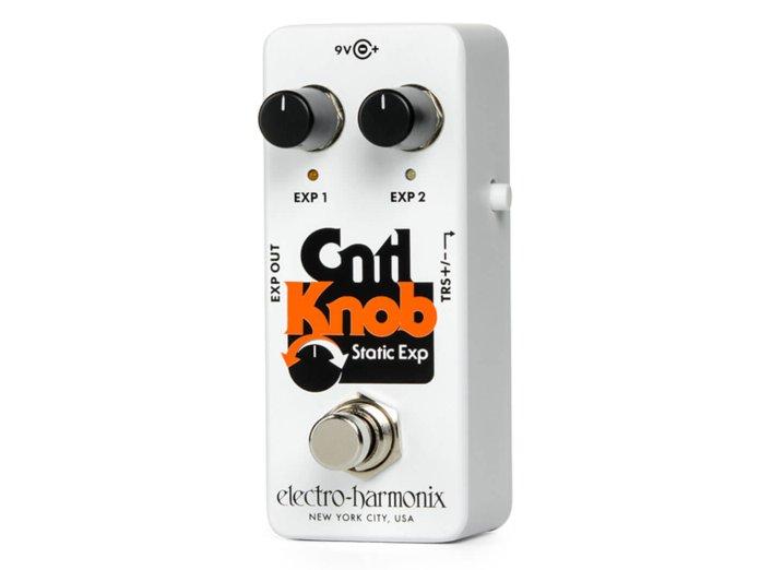 The EHX Cntl Knob