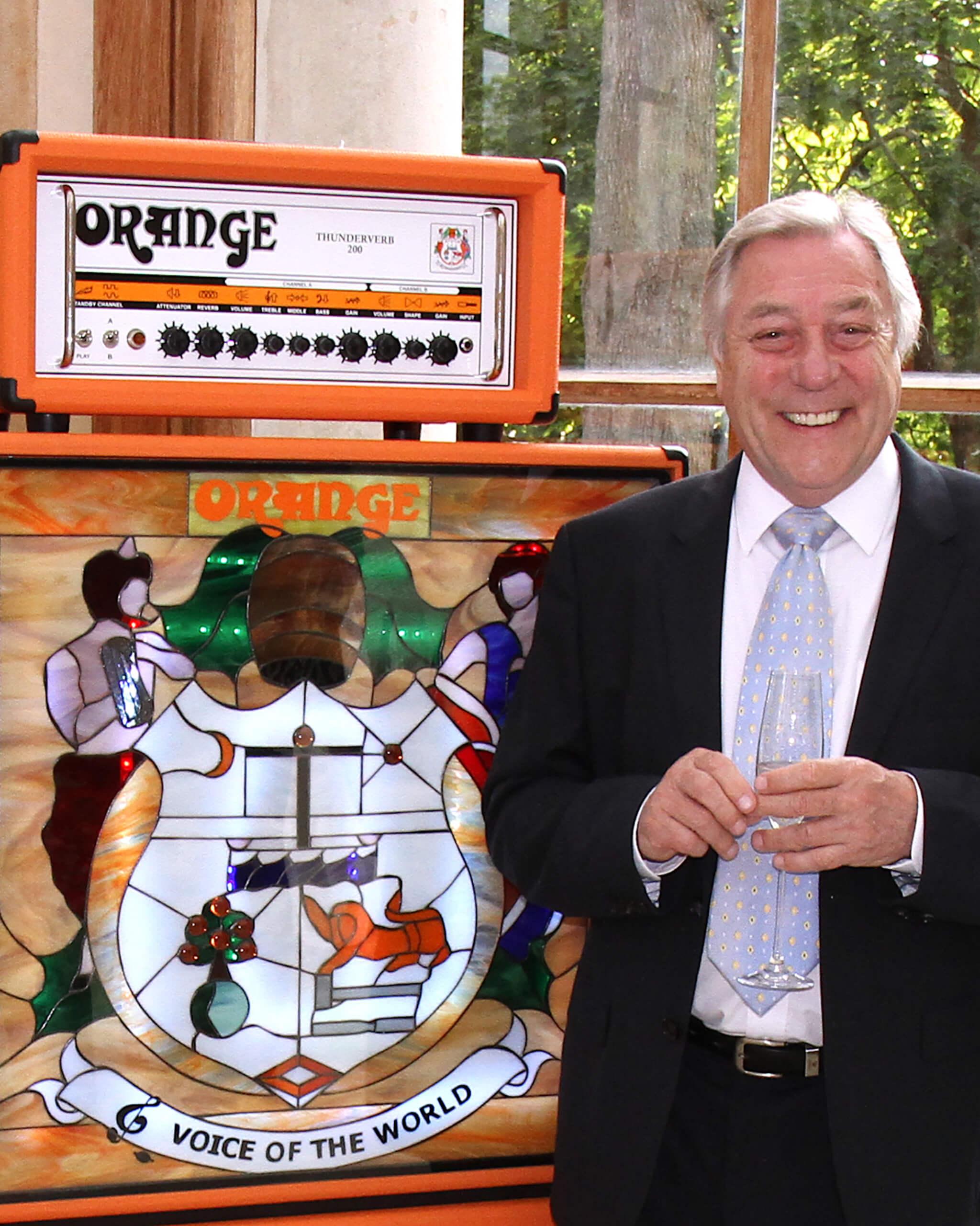Orange CEO Cliff Cooper