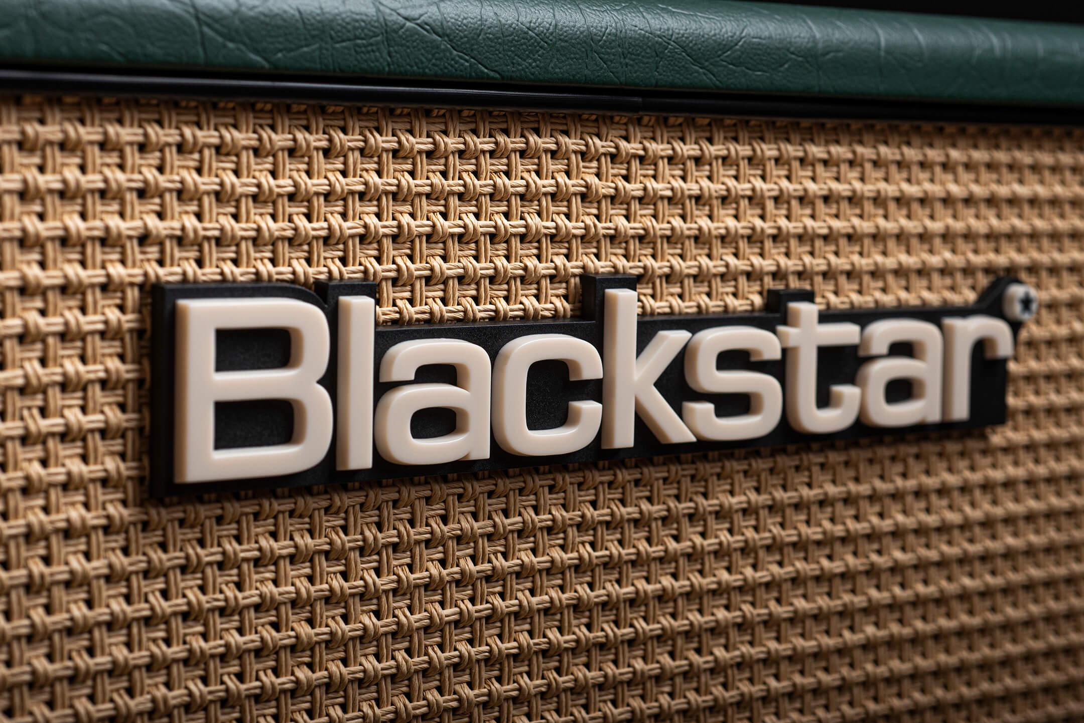 Blackstar JJN 20R Logo