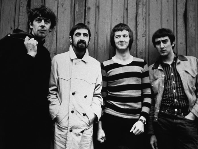 John Mayall and the Bluesbreakers w Eric Clapton