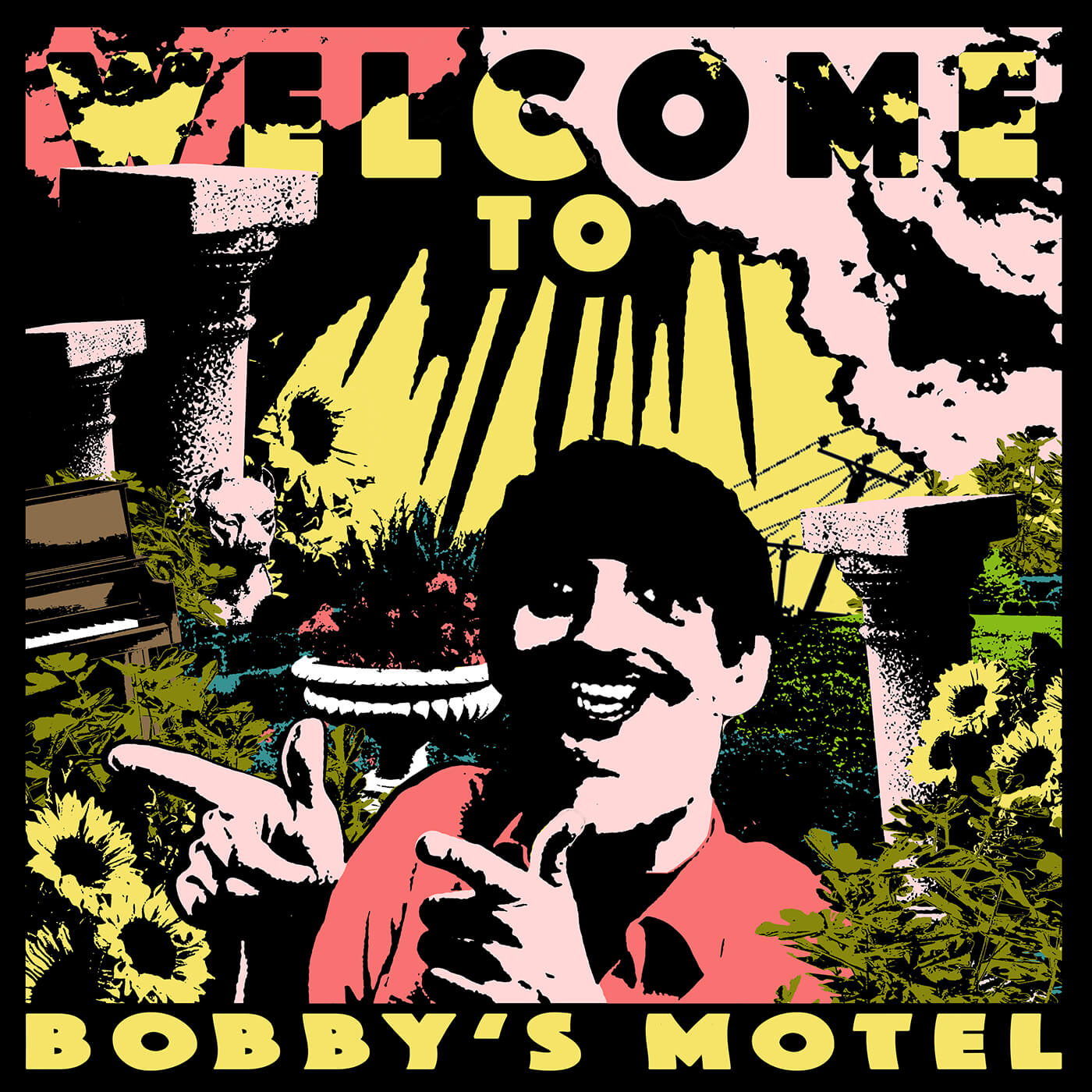 Pottery - Welcome To Buddy's Motel