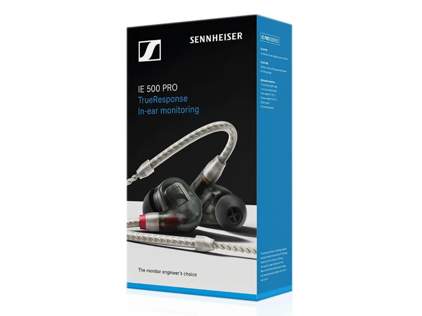 Sennheiser IE 500 Pro Box