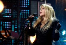 Stevie Nicks Onstage