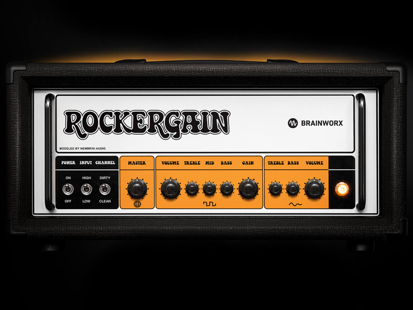 Brainworx Rockergain 100