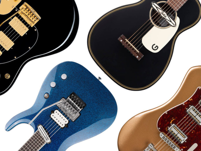 Gear Roundup Guitars July 2020