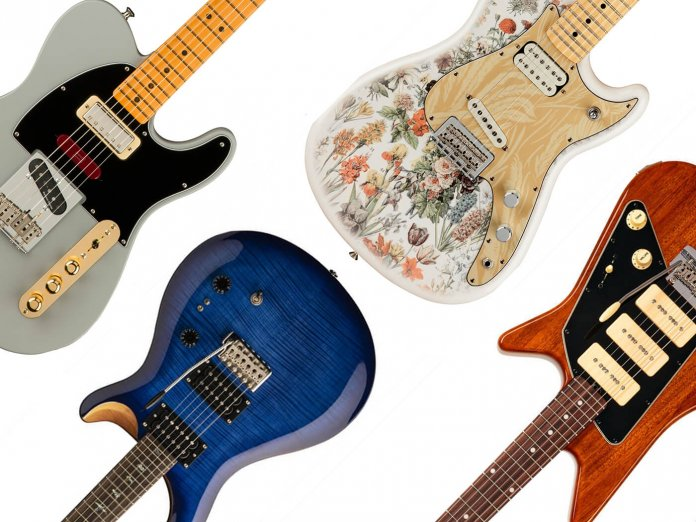 Guitar Roundup August 2020