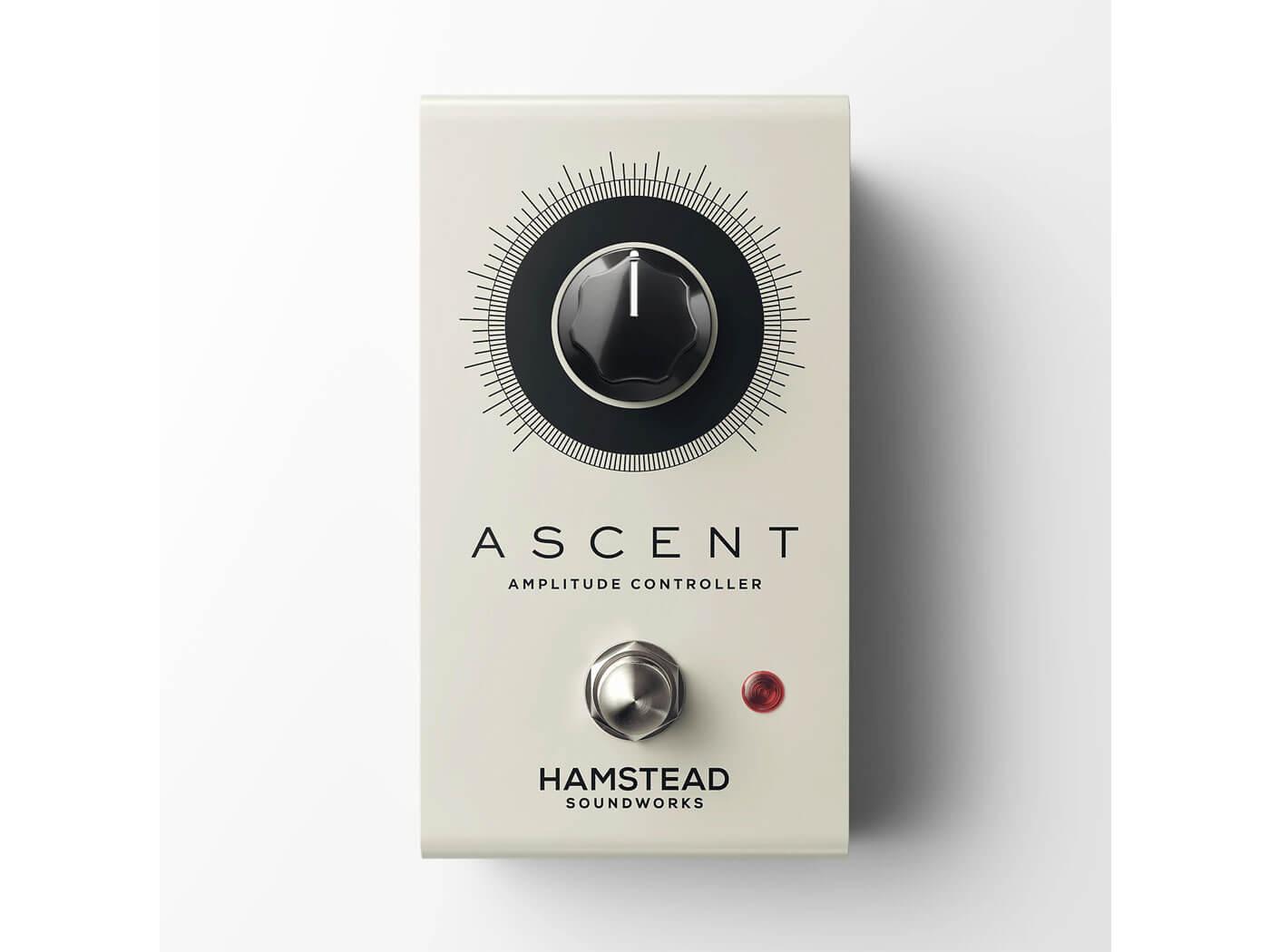 Hamstead Soundwords ascent