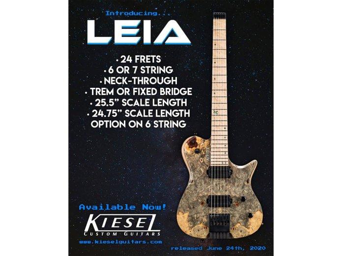 Kiesel Guitars Leia