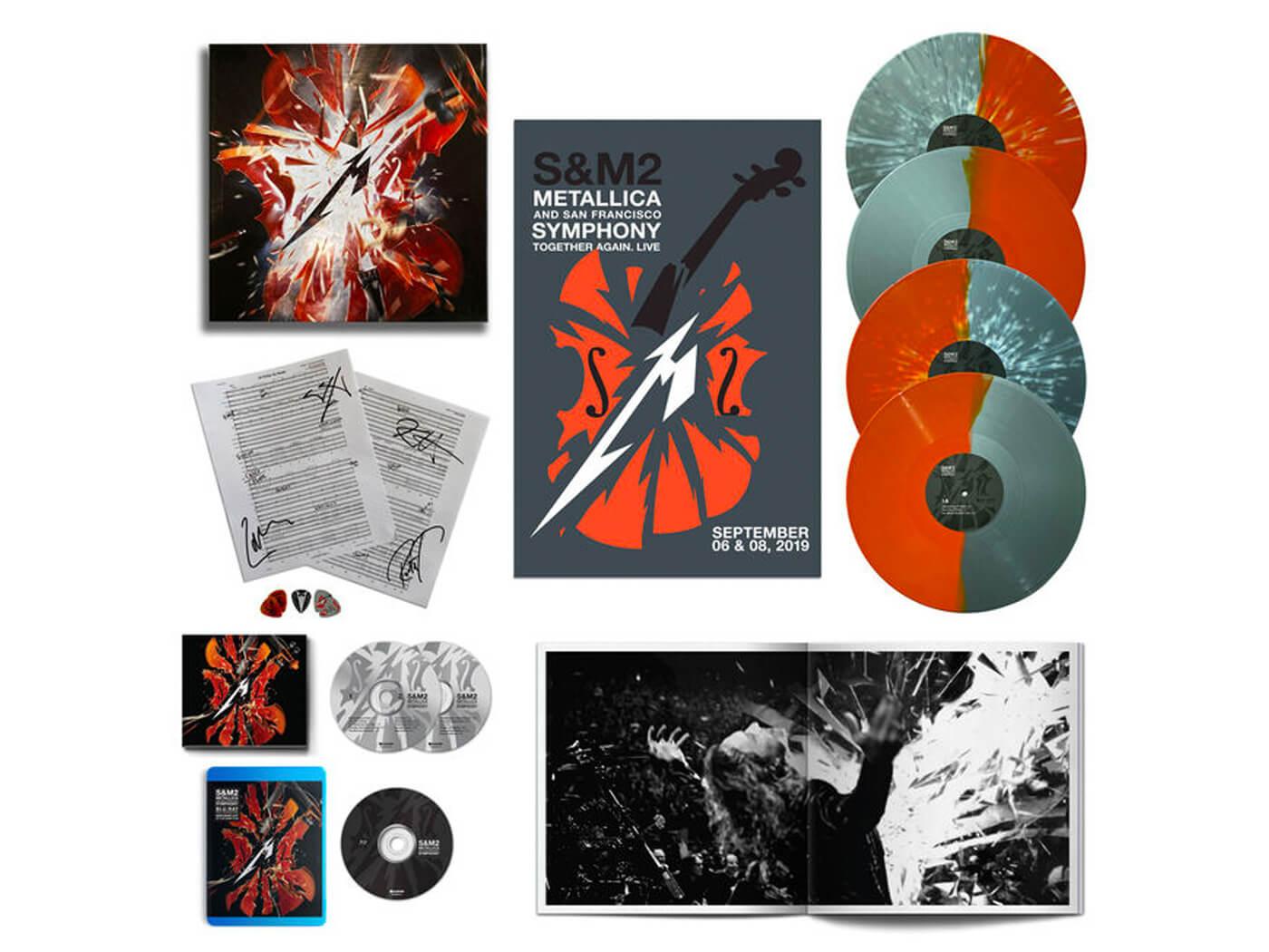 Metallica S&M2 SuperDeluxeBox