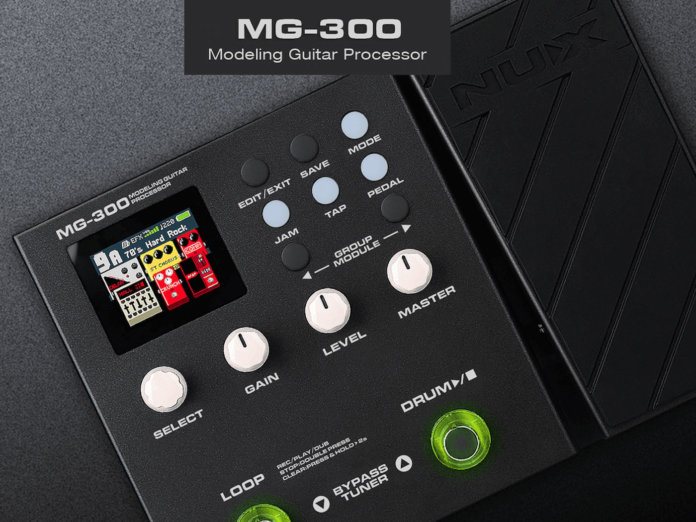 Nux MG-300