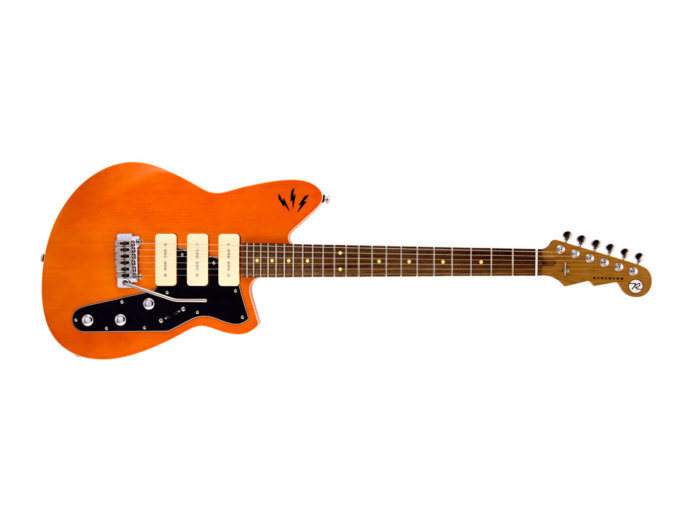 Reverend Ron Asheton Signature