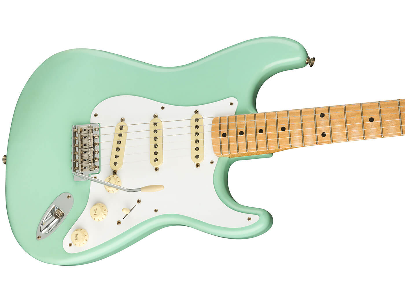 The '50s Strat in Surf Green