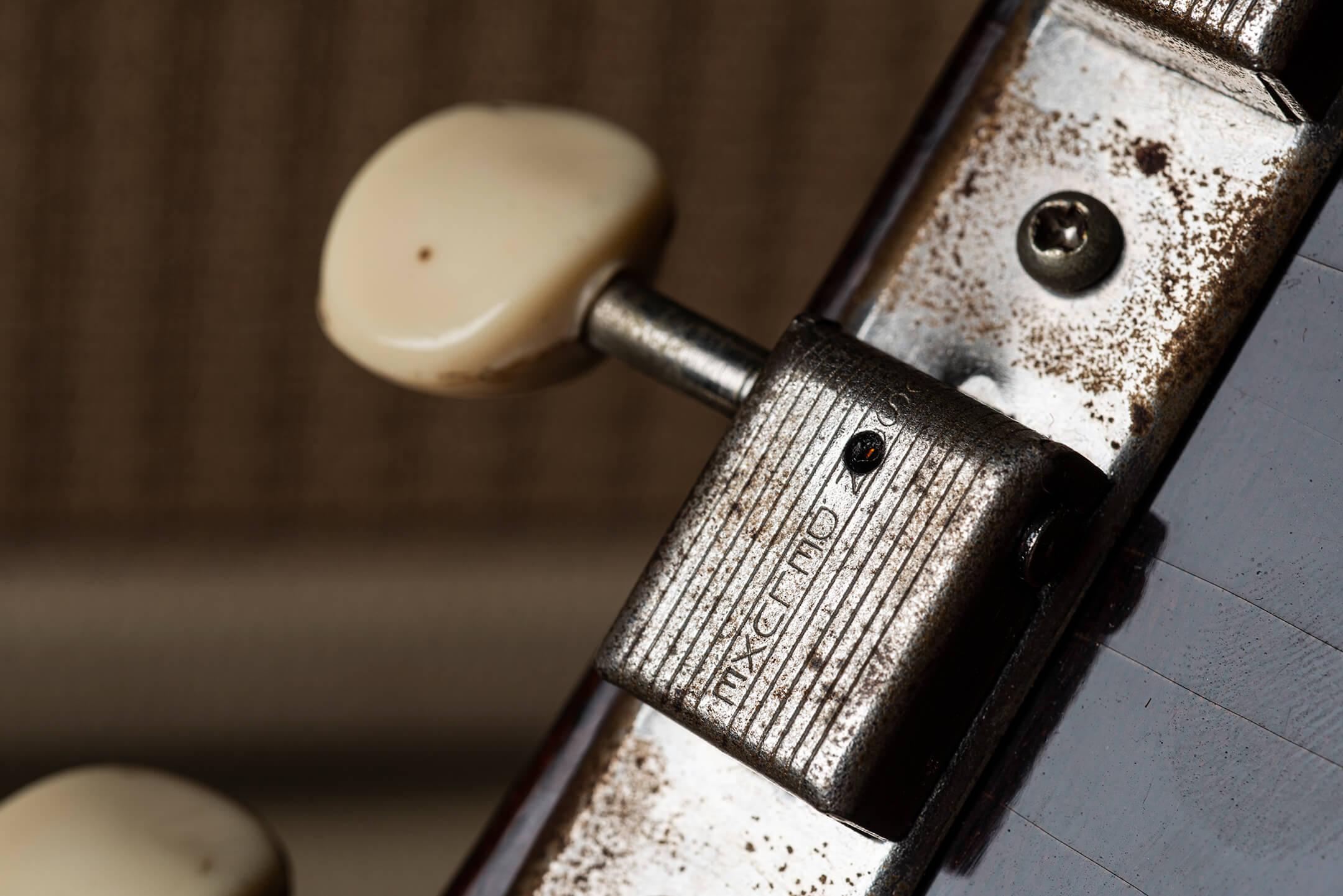 Vintage Bench Test 1963 Gibson J50 Tuner
