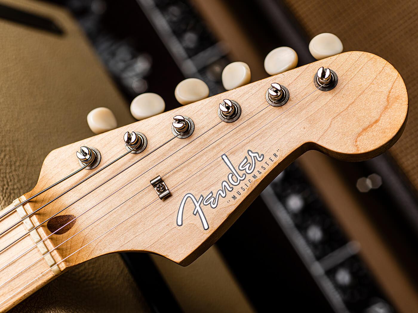 Fender Musicmaster Headstock