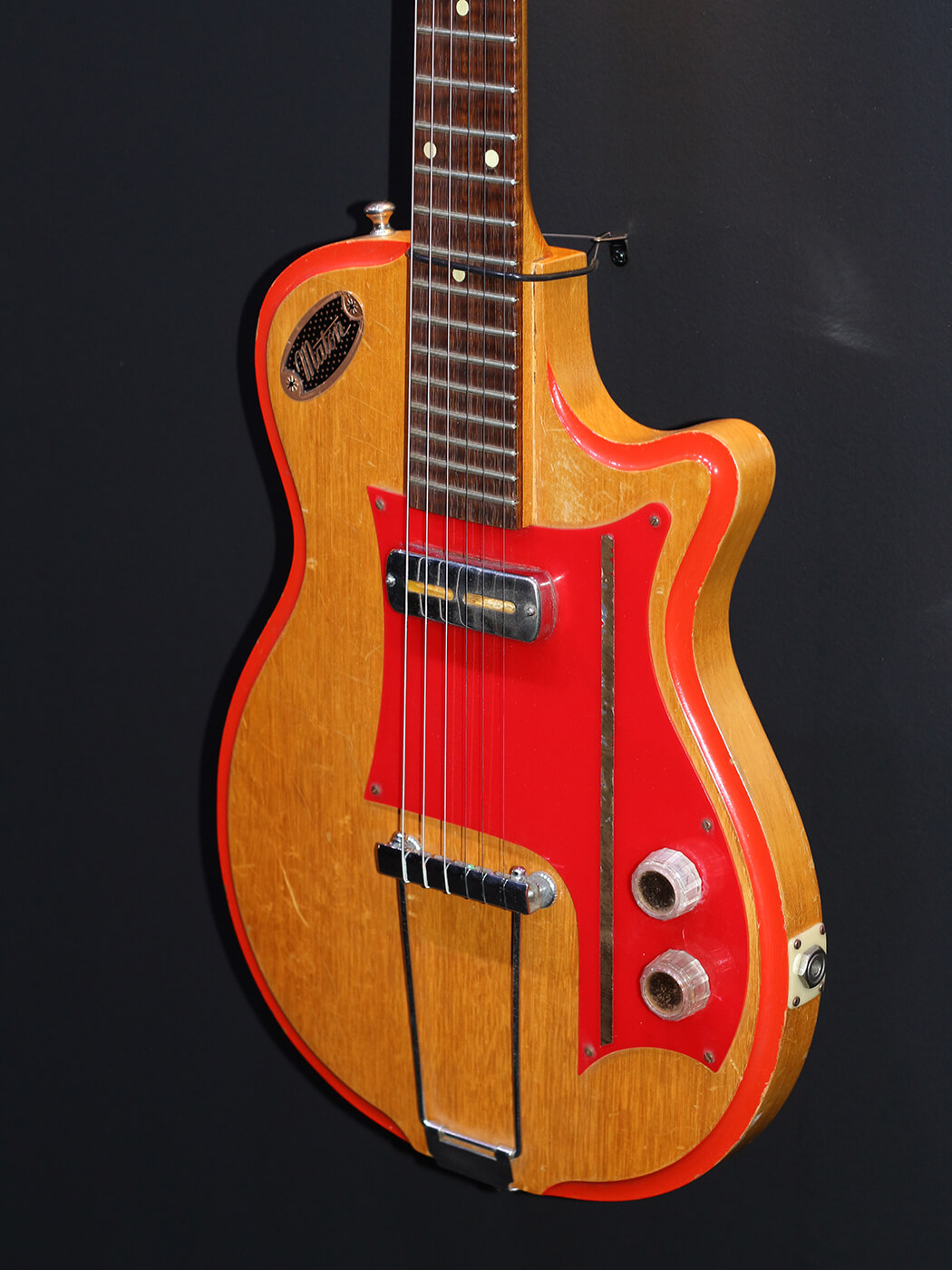 1959 Electric EG75 Supersolid Body
