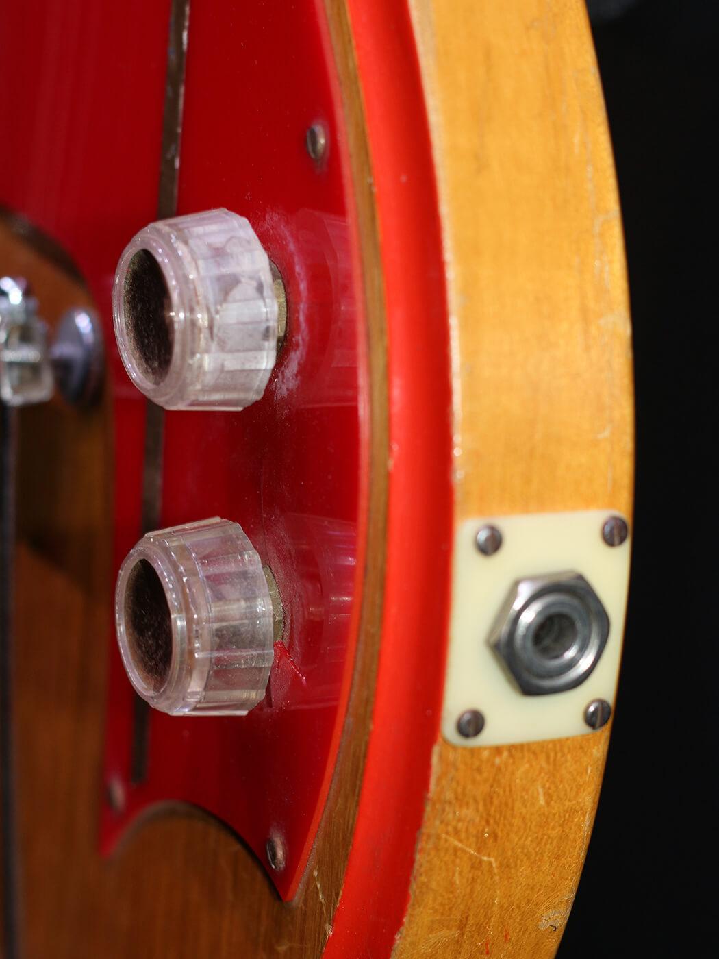 1959 Electric EG75 Supersolid Output Jack