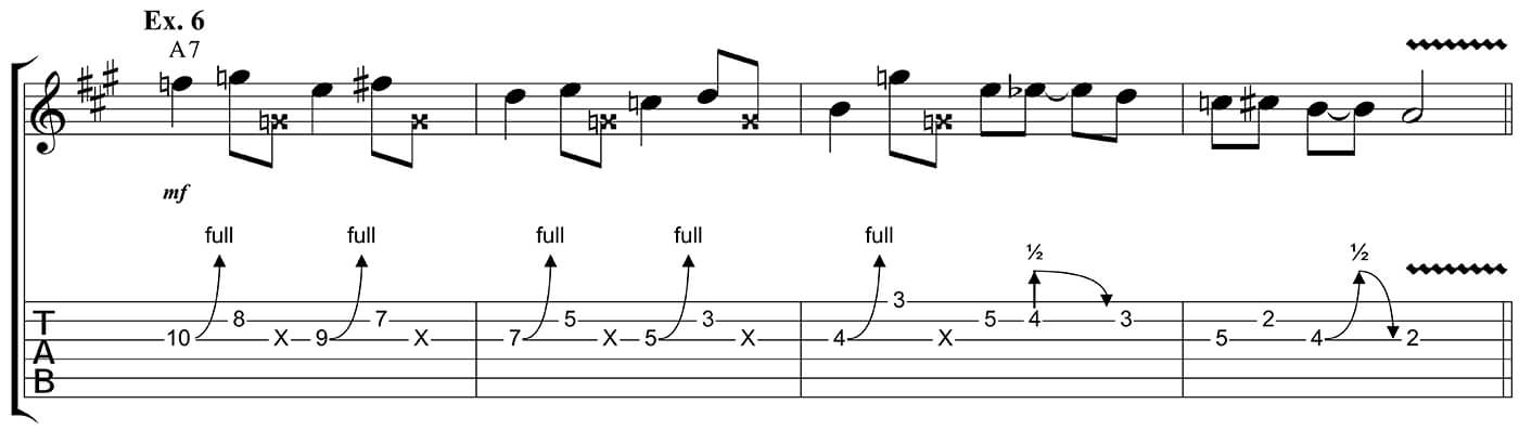 How To Play Country Ex 6