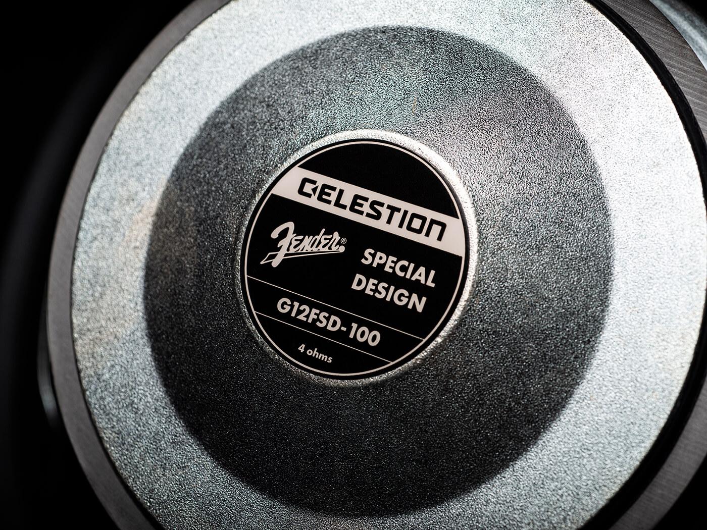 Fender Mustang GTX100 Speakers