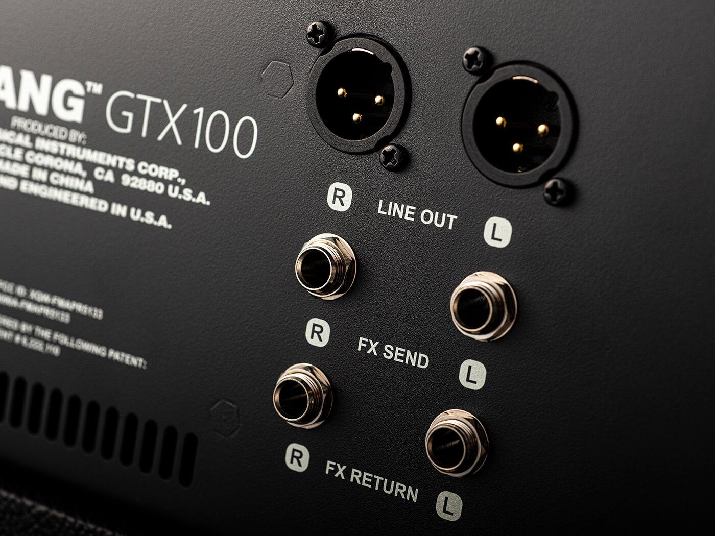 Fender Mustang GTX100 IO
