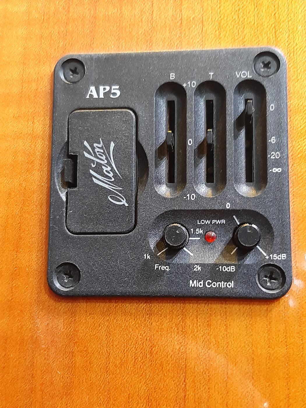 2005 Flaming Arrow Controls