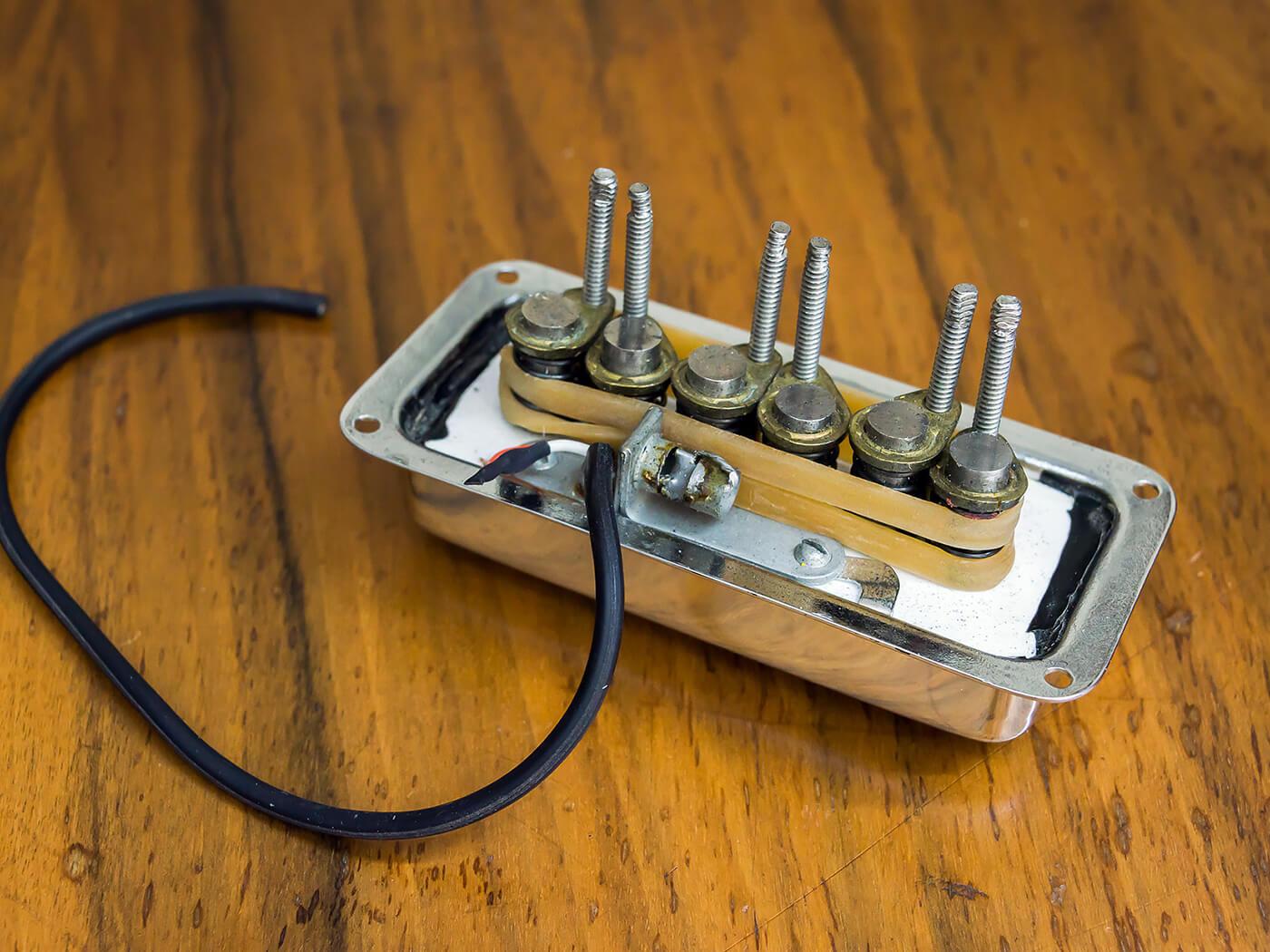 DIY Workshop Pickup Mods Pt II - 5