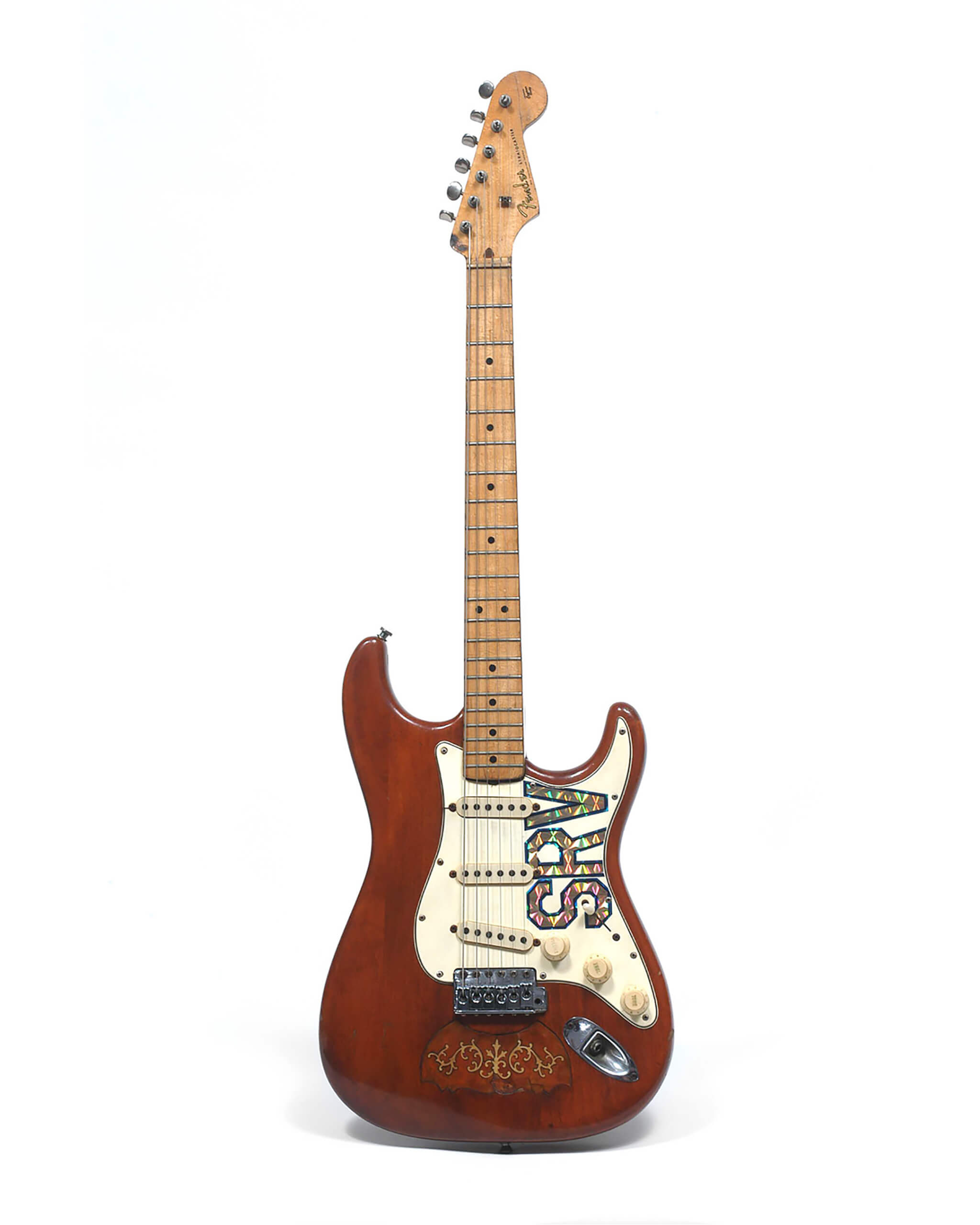 SRV Signature Stratocaster