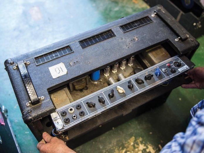 GM385 Amp FAQ Brian May's VOX AC30