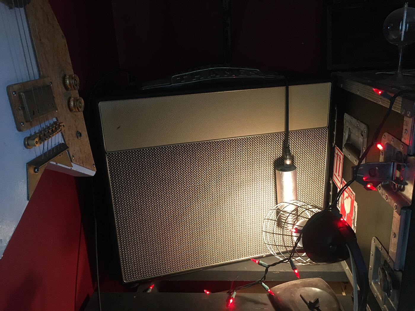 Gerry Leonard's Amp