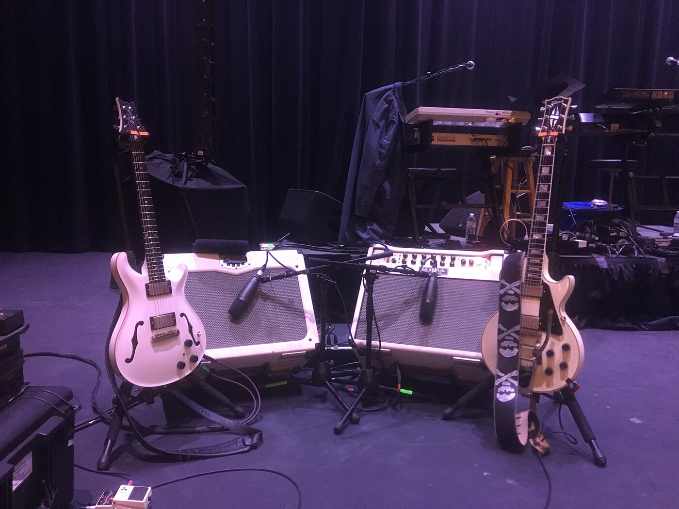 Gerry Leonard's Gear