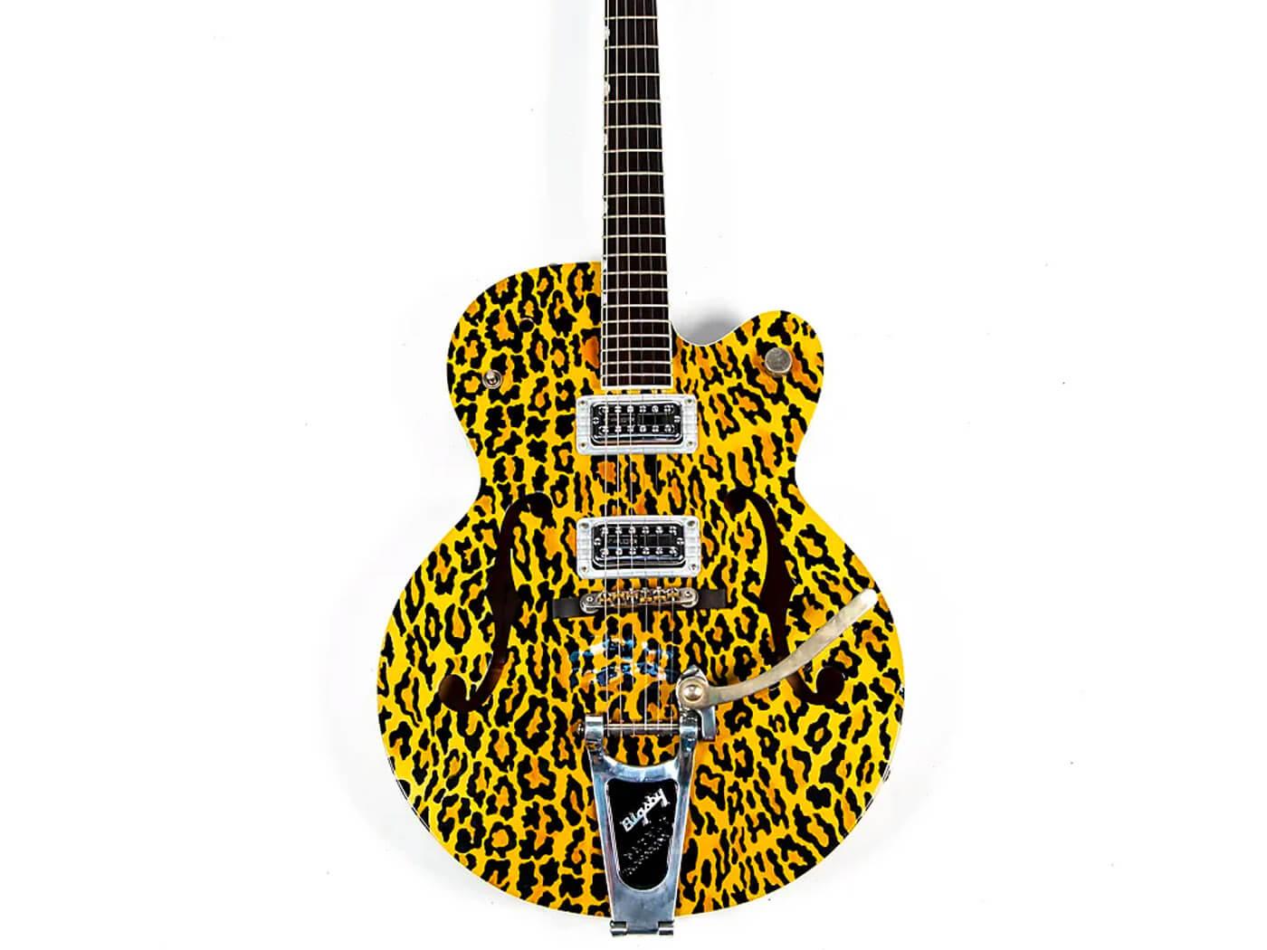 Gretsch Leopard Print