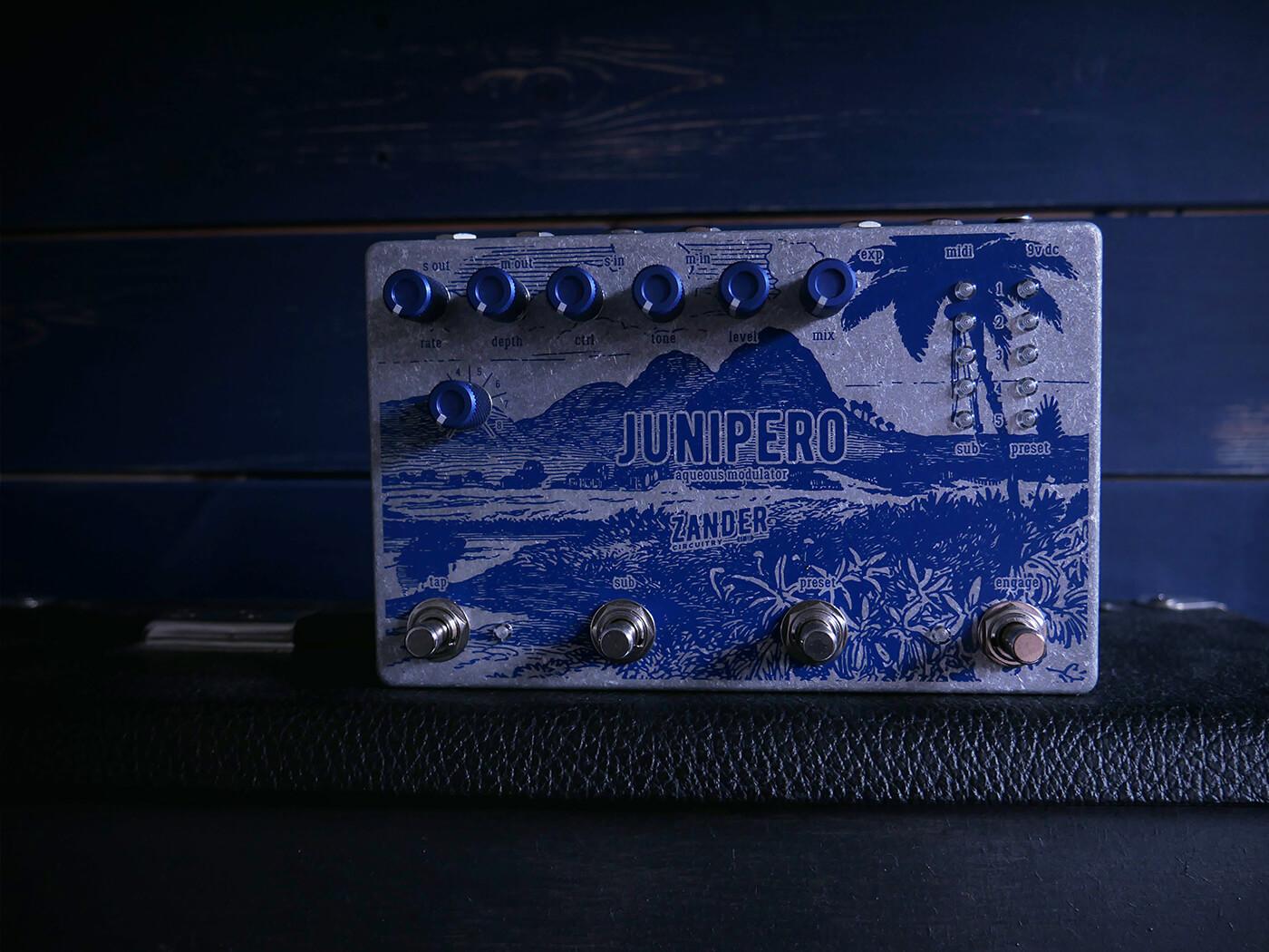 Zander Circuitry Junipero