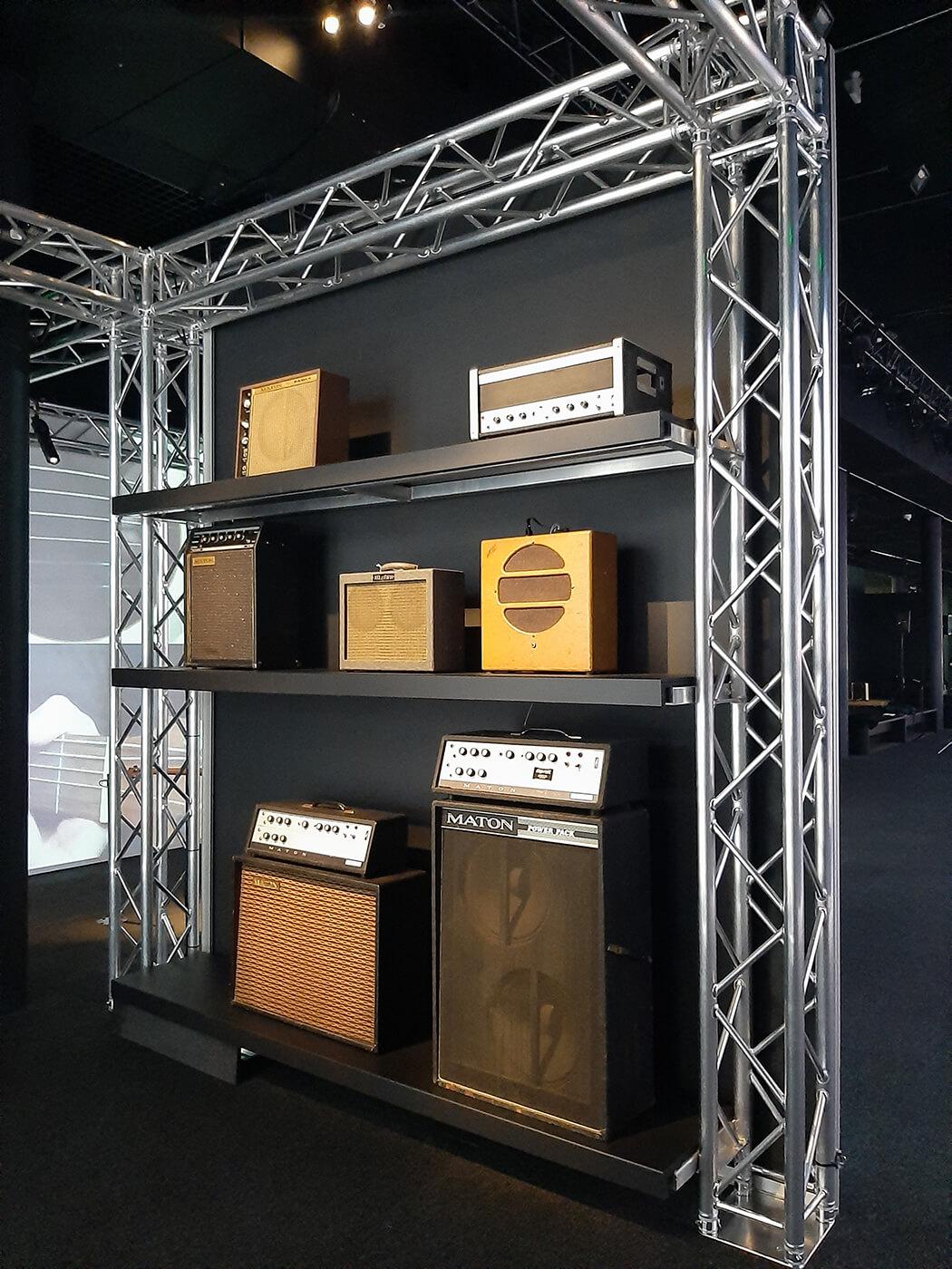 Maton Amps